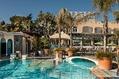 La piscina termale grande con idromassaggi 36� inverno e 33/34� in estate.